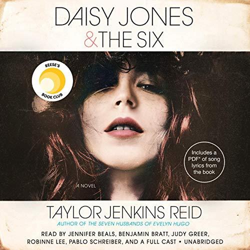 Book Cover: Daisy Jones & The Six: A Novel
