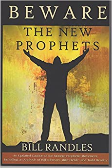 Book Beware The New Prophets