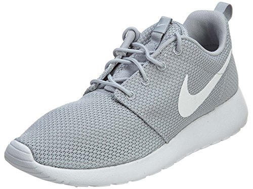 Nike [511881-023] Rosherun One Mens Sneakers Nikewolf Grey Whitem