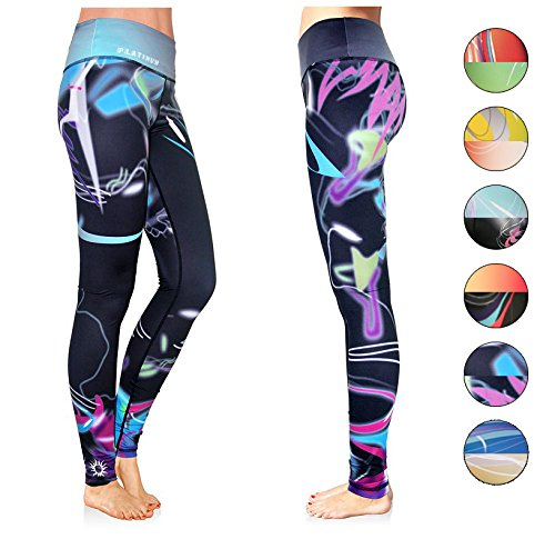 Platinum Sun Activewear for Women with Printed Design - Mystica - - Wetsuits Discount Triathlon