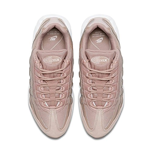 Wmns 95 White Particle Red Air 601 Silt Multicolore Pink NIKE Max Running Scarpe Donna Hw6HBdqF