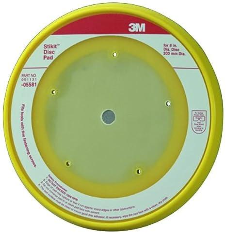 3M 05581 Stikit 8' Dust-Free Disc Pad