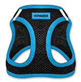 Voyager All Weather No Pull Step-in Mesh Dog Harness Padded Vest -...