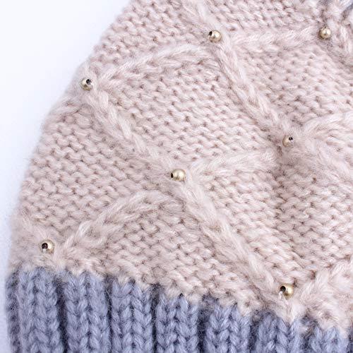 Size Acvip grey Sombrero One Beige mujer de wqBq7U