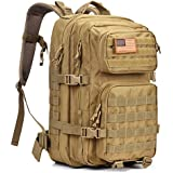 Military Tactical Backpack Large Army 3 Day Assault Pack Molle Bug Out Bag Backpack Rucksacks for Ou