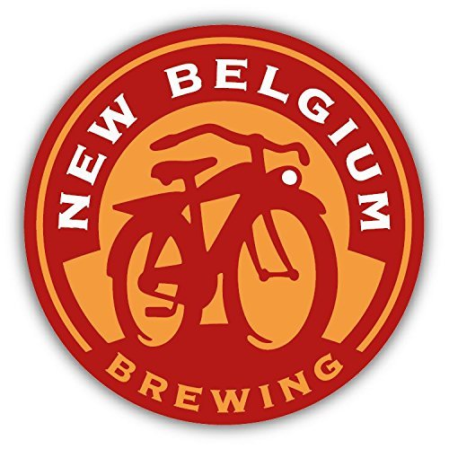 valstick New Belgium Brewing Beer Drink Car Bumper Sticker Decal 5
