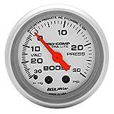 Auto Meter 4303 Ultra-Lite Mechanical Boost / Vacuum Gauge