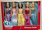 Kid Connection Princess Dolls Set (5 pk)