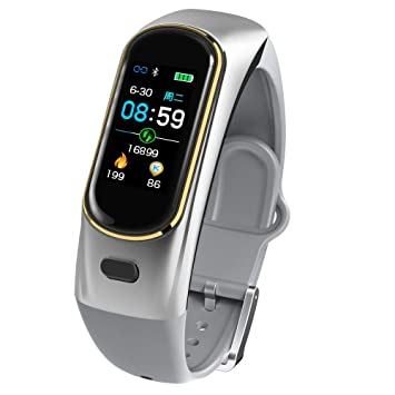 H109 Smart Watch Bluetooth inalámbrico para Auriculares Presión ...