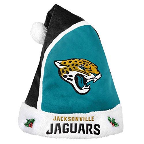 Jacksonville Jaguars 2015 Basic Santa Hat