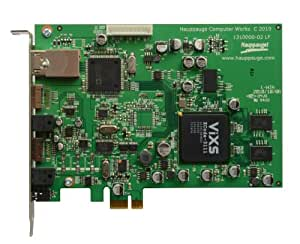 Hauppauge Colossus PCI Express Internal HD-PVR