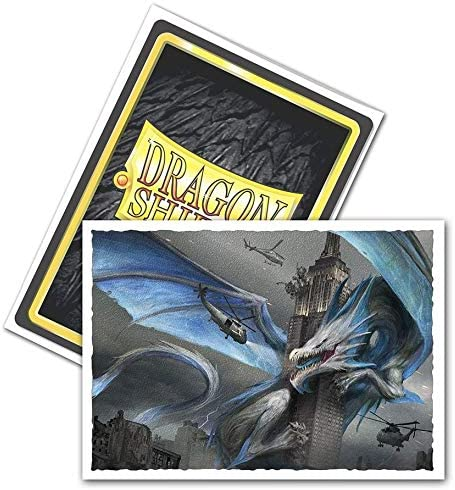 100 Count Empire Dragon Dragon Shield Standard Size Matte Art Sleeves