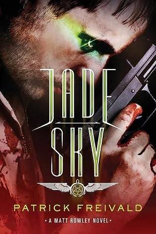 book cover of Jade Sky