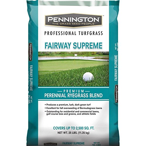 Pennington 25 lb. Fairway Supreme Perennial Ryegrass Blend