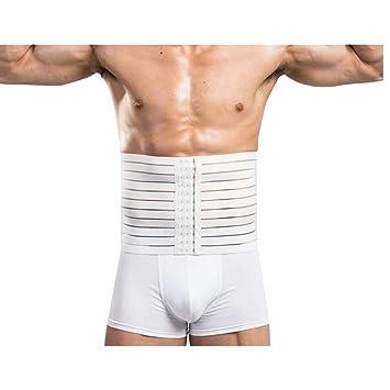 Deporte cintura entrenamiento trimmer ajustable lumbar compresión espalda apoyo cuerpo shaper peso pérdida cinturón para hombres,A: Amazon.es: Salud y ...