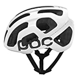 POC Octal AVIP Helmet Hydrogen White Size Small For Sale