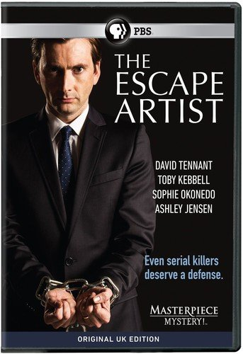 Masterpiece Mystery: The Escape Artist