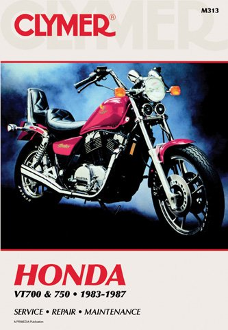 83 honda shadow 750 - 2