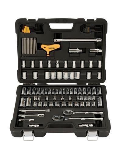 BOSTITCH BTMT72261 Mechanics Tool Set, 105-Piece by BOSTITCH by BOSTITCH