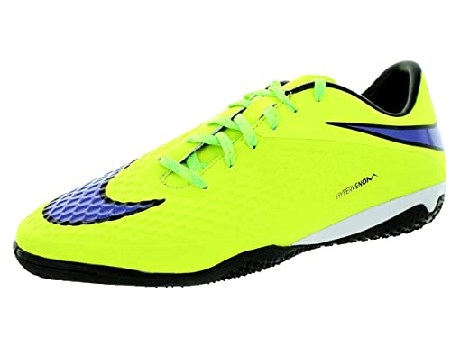 8864d37ce926 Nike Hypervenom Phelon PREM Indoor Mens Size 9.5 Gold  Amazon.in ...