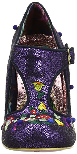 Irregular Choice Damen Pixie Dreams Pumps Lila