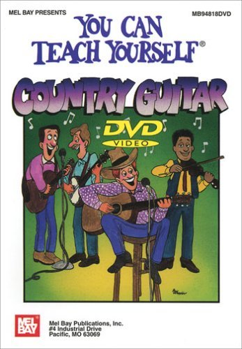 You Can Teach Yourself Country Guitar Guitar (Flatpicking & Fingerpick [DVD] [NTSC]