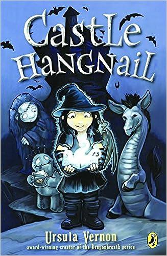 Castle Hangnail: Amazon.es: Ursula Vernon: Libros en idiomas ...