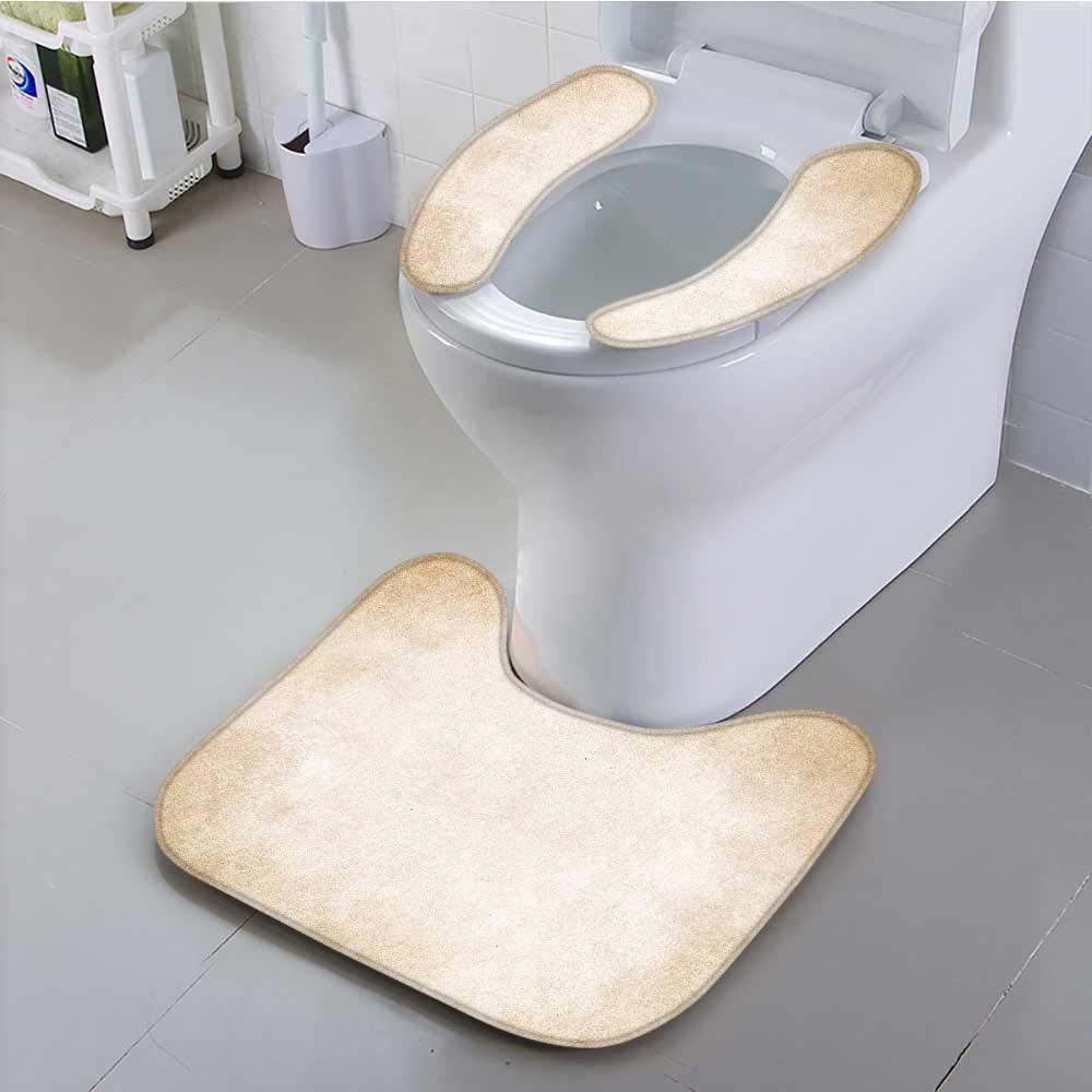Jiahonghome Toilet seat Paper Texture Suit for The Toilet