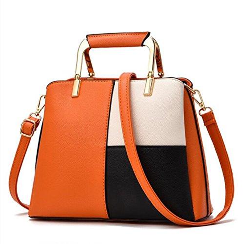 26 20cm Borse Commercio Liu 5 Grey Misti Dark Diagonali Moda A Da Spalla Donna Estero colore 11 Borsa Femminile Orange Colori dimensioni EEnwxvq6TZ