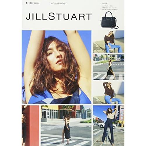 JILLSTUART 2017年春夏号 ブラック 画像 A