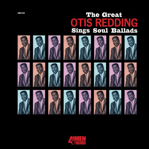 The Great Otis Redding Sings Soul Ballads (1965) (Album) by Otis Redding