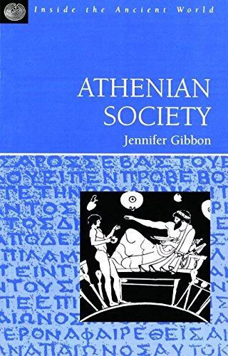 Athenian Society (Inside the Ancient World) (Key Athenian)
