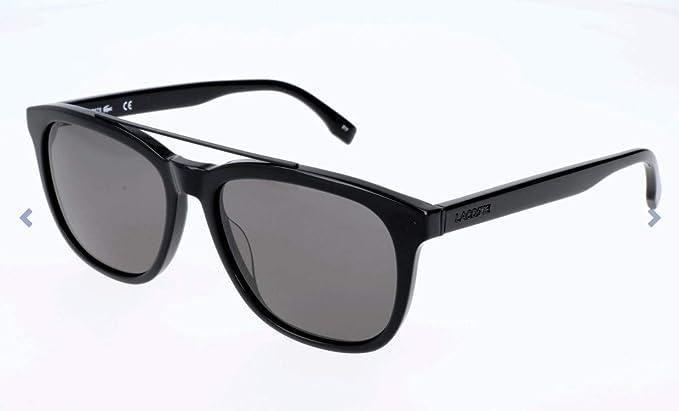 Lacoste L822S 001 55 Gafas de Sol, Black, Unisex-niños ...