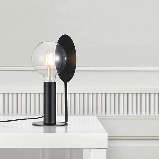 Nordlux 46625003 Dean - Lámpara de mesa (bombilla no incluida ...