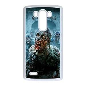 LG G3 Walking Dead Phone Back Case DIY Art Print Design Hard Shell Protection DF098399