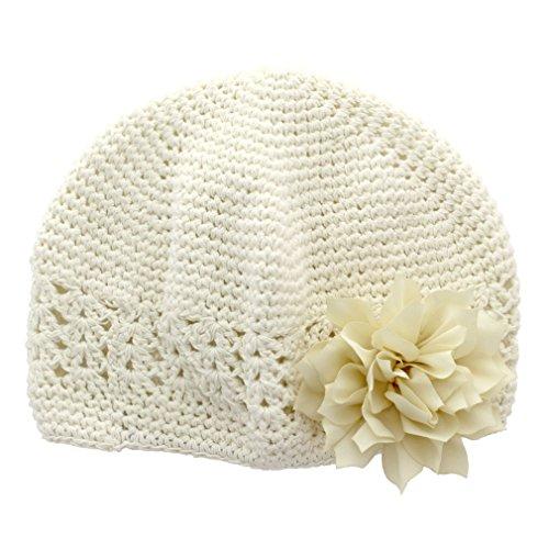 Crochet Baby Cap - 5