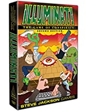 Illuminati Strategy Game