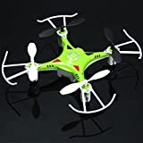 X7 Mini RC Quadcopter 2.4G 4 Channel 6-Axis Gyro Pocket Drone Gift for Children Random Color