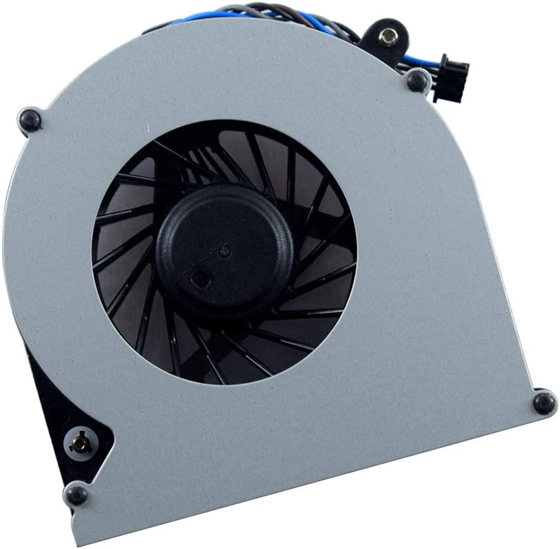 Replacement CPU Cooling Fan for HP ProBook 4535S 4530S 4730S 6460B, EliteBook 8460P 8470P 8450P 8470W Series, Compatible with P/N:641839-001 646285-001 6033B0024002 KSB0505HB DFS531205MCOT