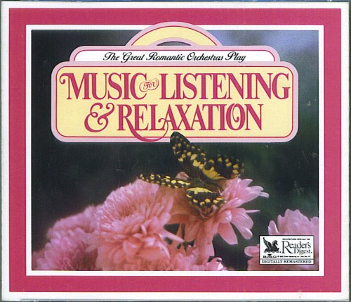 Reader's Digest: The Great Romantic Orchestras Play Music For Listening and Relaxation (Readers Digest Music Song Books)
