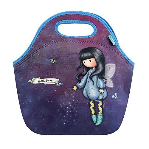 Santoro Gorjuss 519GJ12 Neoprene Lunch Bag - Bubble Fairy