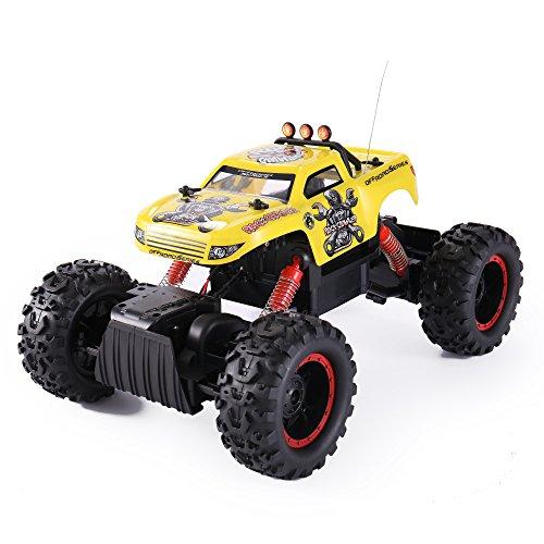 Rock Crawler Control Monster Vehicle