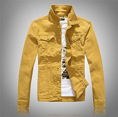 A maniche lunghe Camicia jeans denim jacket versione coreana