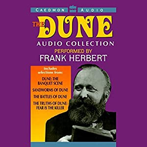 The Dune Audio Collection Audiobook