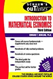 Schaum's Outline  Introduction to Mathematical Economics