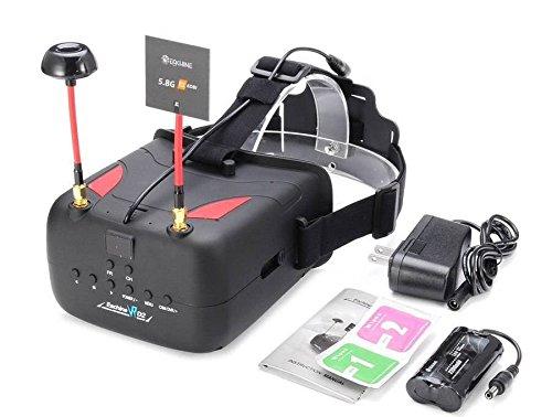 Eachine VR D2 5 Inches 800480 40CH Raceband 5.8G Diversity F