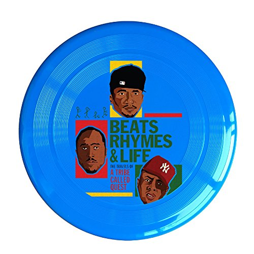 RCINC Beats Rhymes Life Outdoor Game Frisbee Ultra Star RoyalBlue