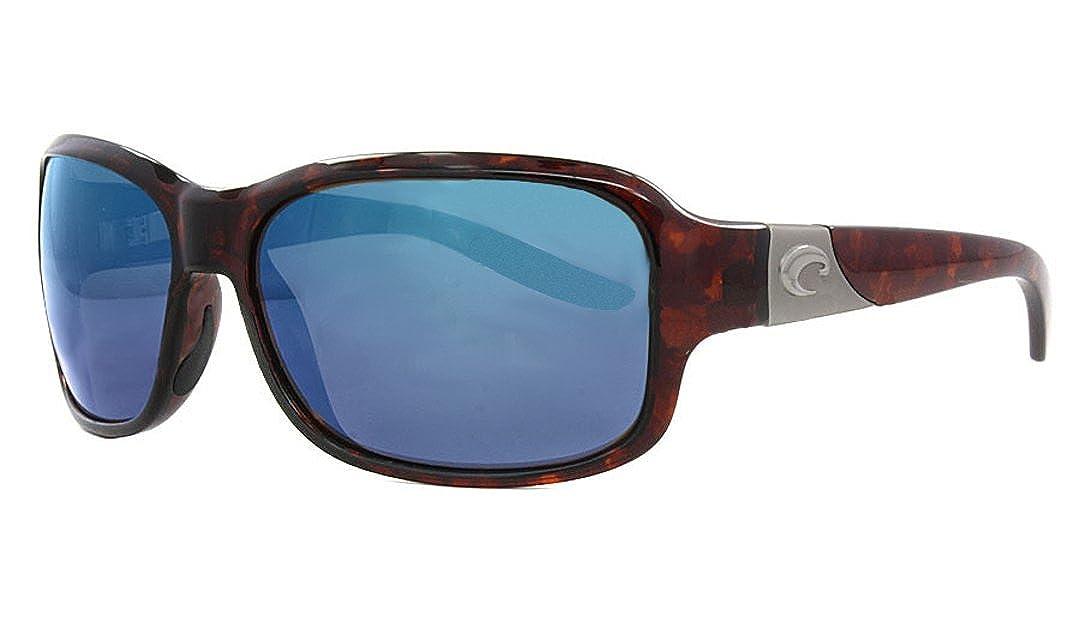 dabc4083ea68 Amazon.com: Costa Del Mar Sunglasses - Inlet- Plastic / Frame: Tortoise  Lens: Polarized Amber 580P Polycarbonate: Shoes