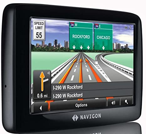 amazon com navigon 2100 max 4 3 inch portable gps navigator with rh amazon com Navigon 2100 User Manual NAVIGON 5110