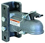 Buyers Products (0091553) 2-5/16'' Channel Mount Heavy Duty Cast Coupler with 3 Position Channel and Fasteners